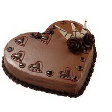 kalpli çukalatali yas pasta 4 ile 6 kisilik  pastacı Pasta satışı